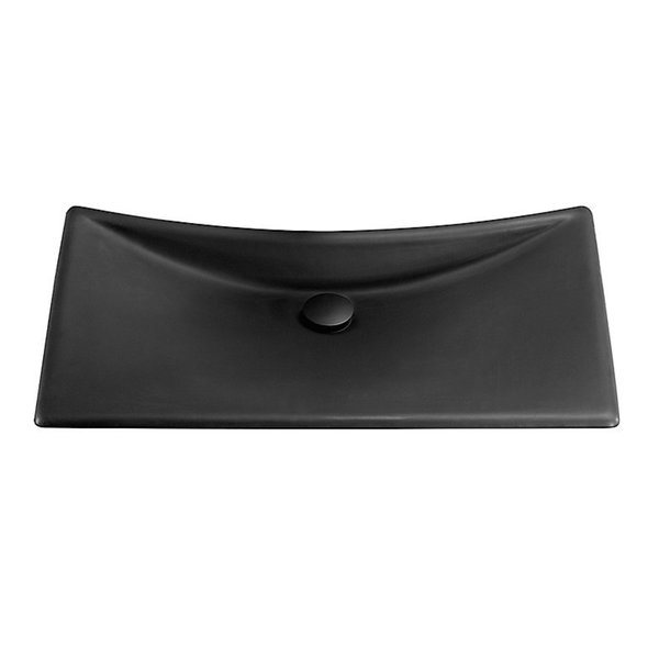 Toto Waza Above Counter/ Vessel Iron Bathroom Sink FLT132#83 - Matte