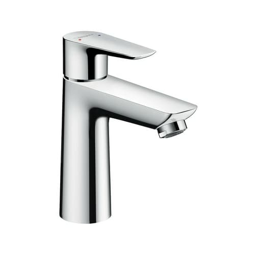 Hansgrohe 71709 Talis E 1.0 GPM Single Hole Bathroom Faucet with QuickClean, ComfortZone and EcoRight Technology