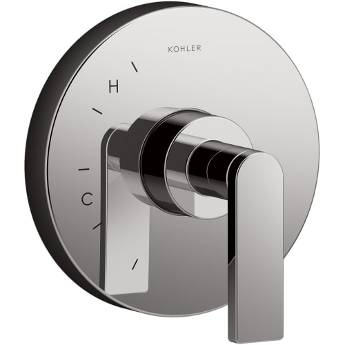 Kohler K-TS73115-4 Composed Pressure Balanced Valve Trim with Lever Handle - Chrome Finish