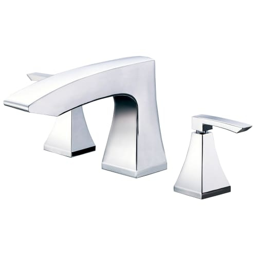 Danze D300936T Deck Mounted Roman Tub Faucet Trim From the Logan Square Collection