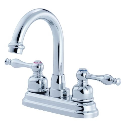 Danze D301355 Centerset Bathroom Faucet From the Sheridan Collection (Valve Included)