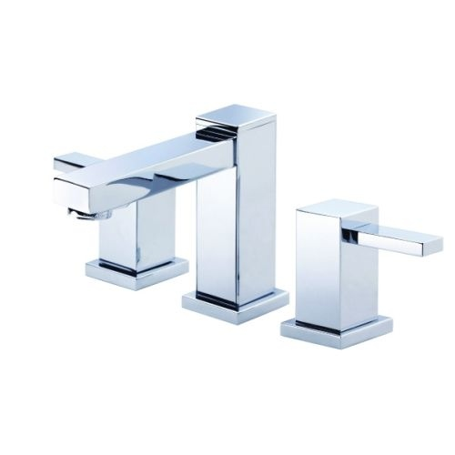 Danze D304533 Widespread Bathroom Faucet from the Reef Collection (Valve Included)