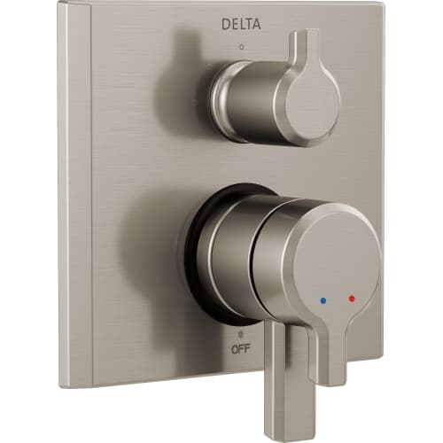 Delta T27899 Pivotal Monitor 17 Series Dual Pressure Balanced Valve Trim with In