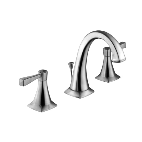 Design House 546937 1.2 GPM Widespread Bathroom Faucet - Includes Metal Pop-Up D