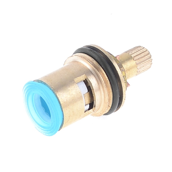 Replaceable 43/64 x5/16 Brass Faucet Ceramic Cartridge Valve Stem Spool Core