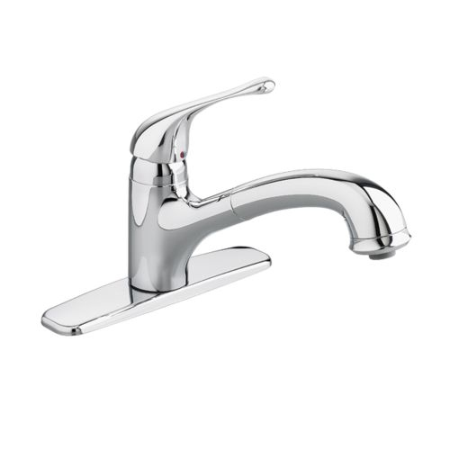 American Standard 4175.1 Colony Soft Pullout Kitchen Faucet