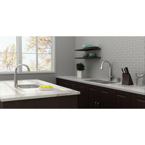 American Standard 4932.3 Edgewater Pull-Out Spray Kitchen Faucet