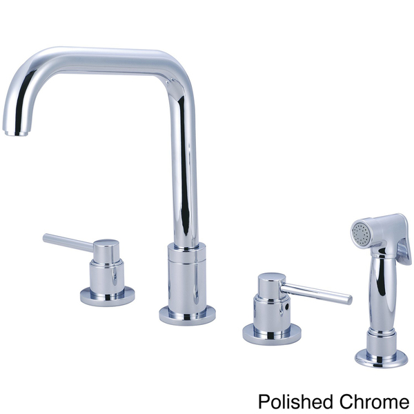 Pioneer Motegi Series 2-bandle Kitchen Widespread Faucet
