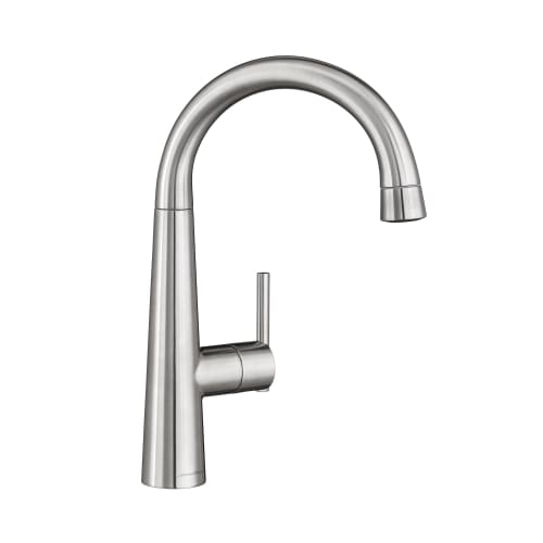 American Standard 4932.41 Edgewater Pull-Out Spray Bar Faucet - 9 to 10 Inches - 7.5 Inches - Chrome Finish
