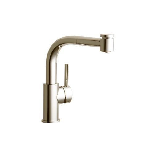 Elkay LKMY1042 Mystic Single Handle Bar Faucet with Pull Out Spray