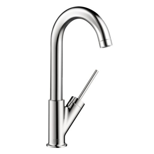 Axor 10826 Starck High-Arc Bar Faucet with Quick Clean Aerator - Includes Lifetime Warranty